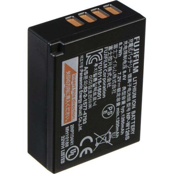 Fujifilm NP-W126S - acumulator foto 0