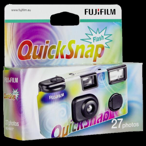 Fujifilm Quicksnap Flash 27 - aparat foto de unica folosinta 27 cadre 0
