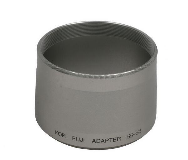 Fujifilm tub adaptor 55-52mm 0