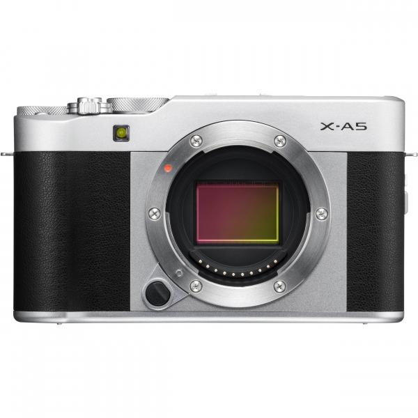 FUJIFILM X-A5 Mirrorless Digital Camera Cu XC 15-45mm f/3.5-5.6 OIS PZ [9]