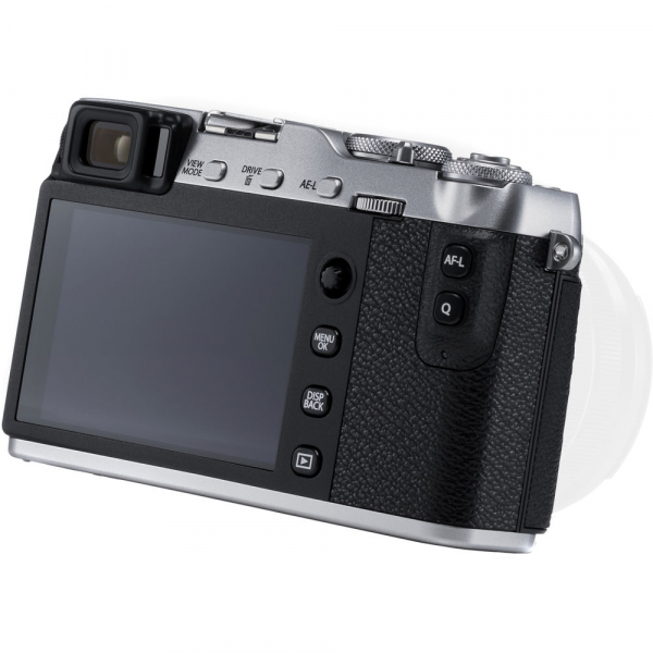 Fujifilm X-E3, Mirrorless 24MP, 4K body - argintiu 5