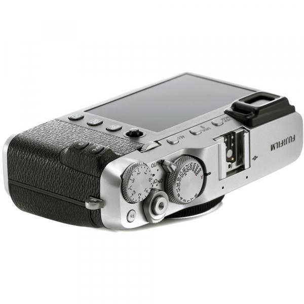 Fujifilm X-E3, Mirrorless 24MP, 4K, argintiu - Kit cu XC 16-50mm F3.5-5.6 OIS II Black [8]