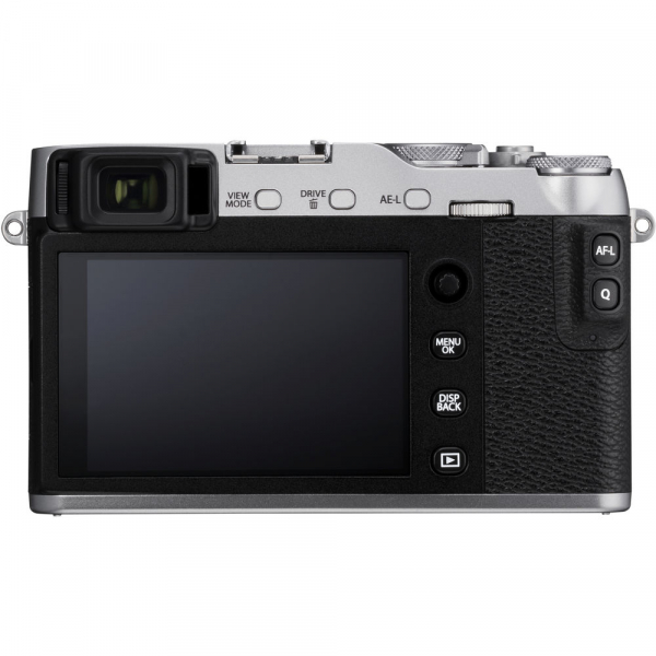 Fujifilm X-E3, Mirrorless 24MP, 4K body - argintiu 1