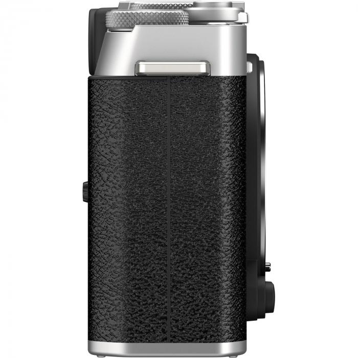 Fujifilm X-E4 , Mirrorless 26MP, 4K body - argintiu 5