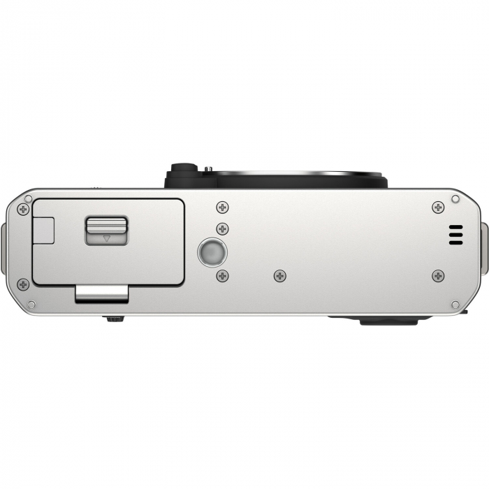 Fujifilm X-E4 , Mirrorless 26MP, 4K body - argintiu 8