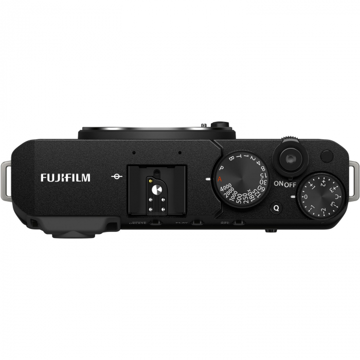 Fujifilm X-E4 , Mirrorless 26MP, 4K body + Grip MHG-XE4 + Thumb Rest TR-XE4 -negru [3]