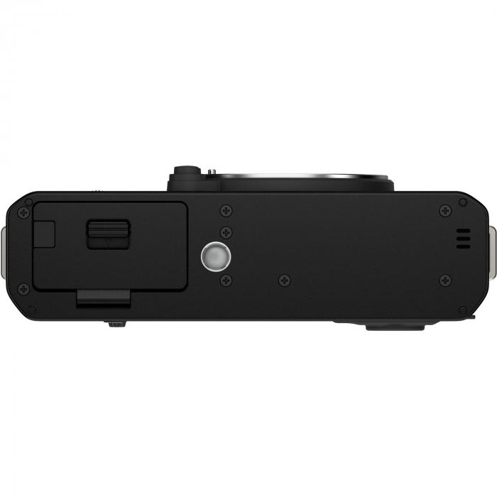 Fujifilm X-E4 , Mirrorless 26MP, 4K body + Grip MHG-XE4 + Thumb Rest TR-XE4 -negru [6]
