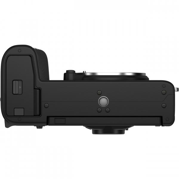 FUJIFILM X-S10 Mirrorless Digital Camera Kit cu Obiectiv XF 18-55mm Negru + Fujifilm 55-200mm F3.5-4.8 R LM OIS XF 10