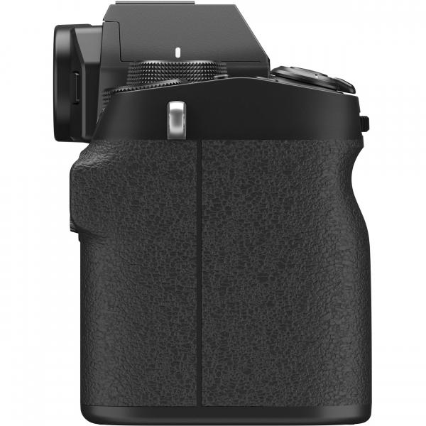 FUJIFILM X-S10 Mirrorless Digital Camera Kit cu Obiectiv XF 18-55mm Negru + Fujifilm 55-200mm F3.5-4.8 R LM OIS XF 13