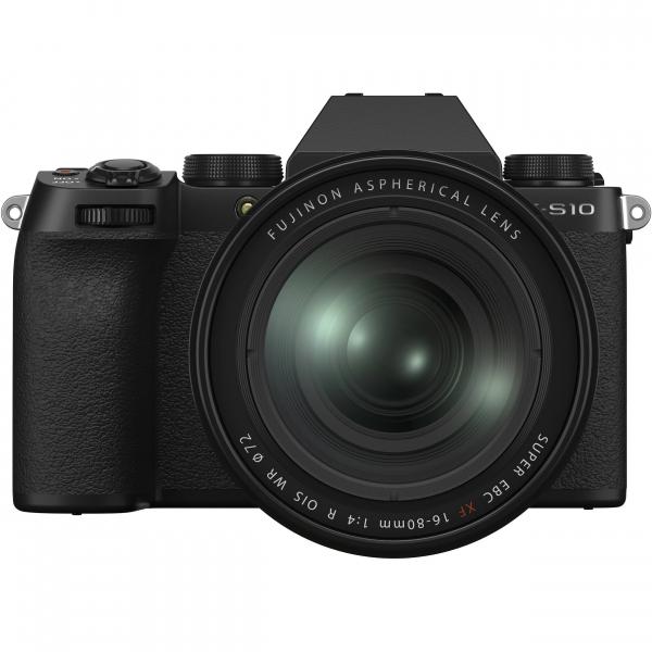 FUJIFILM X-S10 Mirrorless Digital Camera Kit cu 16-80mm [1]