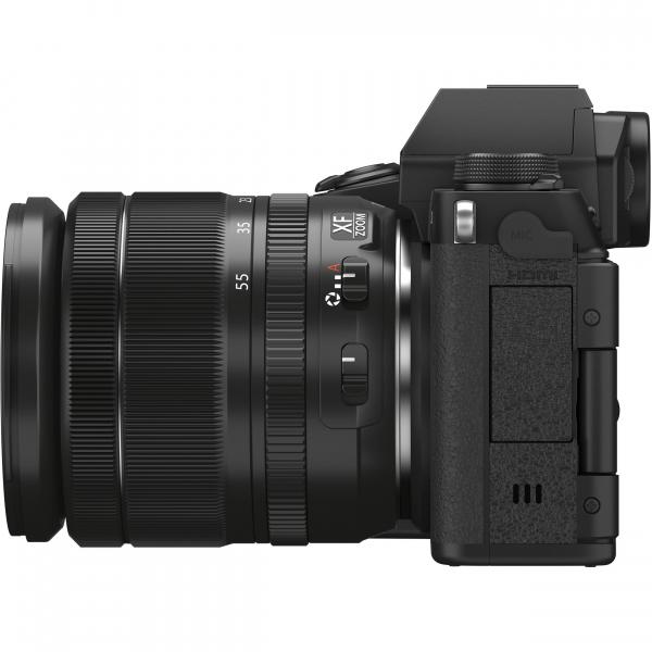 FUJIFILM X-S10 Mirrorless Digital Camera Kit cu Obiectiv XF 18-55mm Negru + Fujifilm 55-200mm F3.5-4.8 R LM OIS XF 5