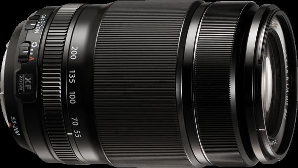 FUJIFILM X-S10 Mirrorless Digital Camera Kit cu Obiectiv XF 18-55mm Negru + Fujifilm 55-200mm F3.5-4.8 R LM OIS XF 3