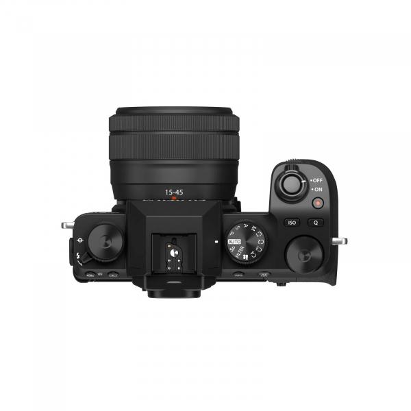 FUJIFILM X-S10 Mirrorless Kit cu XC 15-45mm Negru + Fujifilm 55-200mm F3.5-4.8 R LM OIS XF [5]