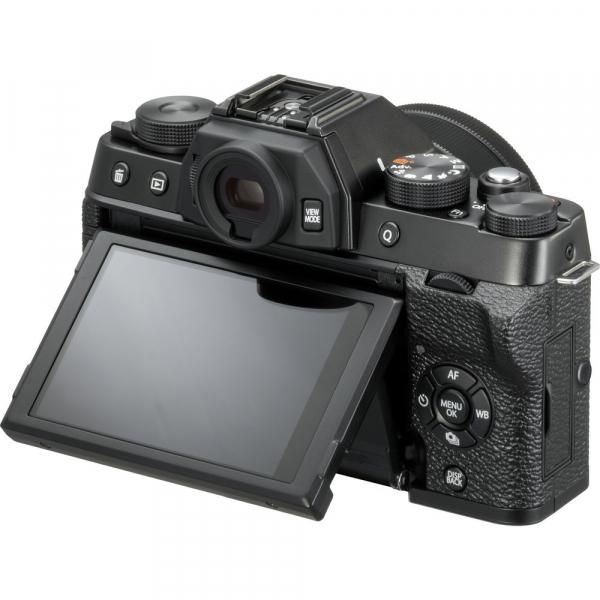 Fujifilm X-T100, Mirrorless 24MP body - negru 2