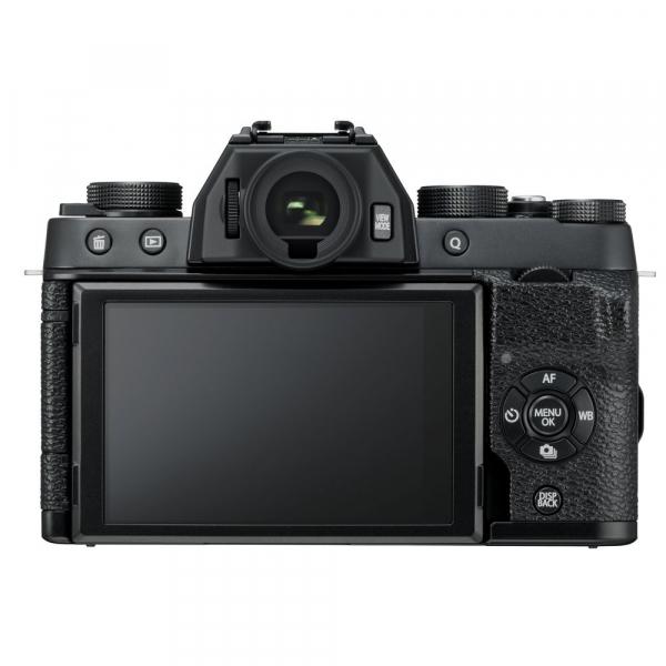 Fujifilm X-T100, Mirrorless 24MP body - negru 1