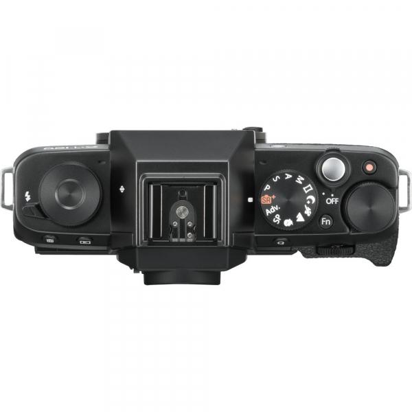 Fujifilm X-T100, Mirrorless 24MP body - negru 3