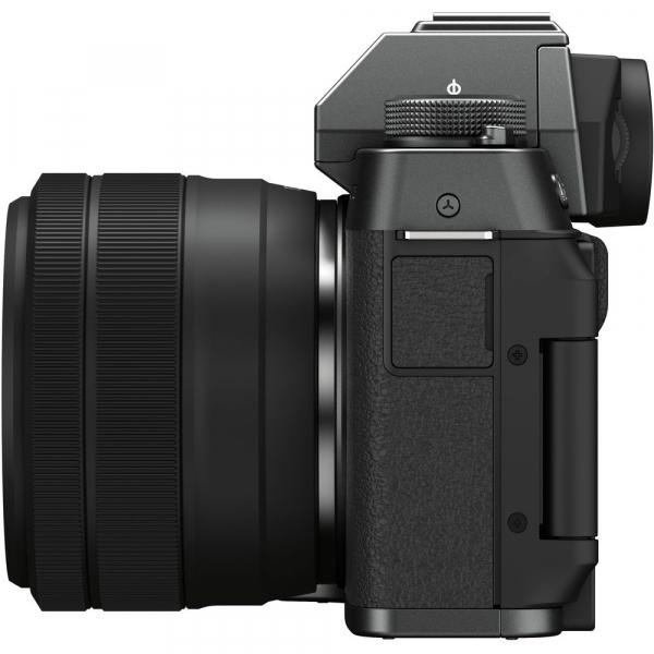Fujifilm X-T200 Aparat Foto Mirrorless 24MP + XC 15-45mm f/3.5-5.6 OIS - Dark Silver 7