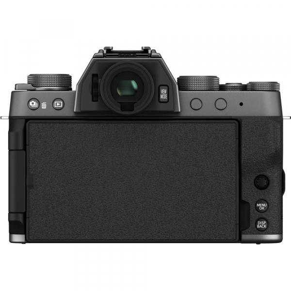 Fujifilm X-T200 Aparat Foto Mirrorless 24MP + XC 15-45mm f/3.5-5.6 OIS - Dark Silver 3
