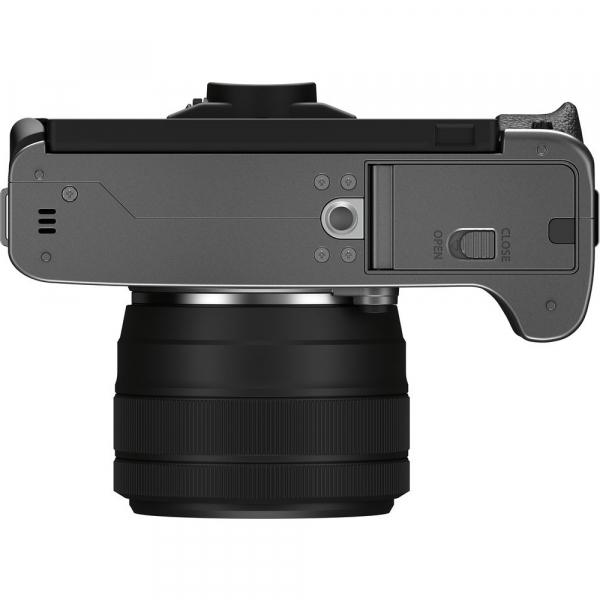 Fujifilm X-T200 Aparat Foto Mirrorless 24MP + XC 15-45mm f/3.5-5.6 OIS - Dark Silver 5