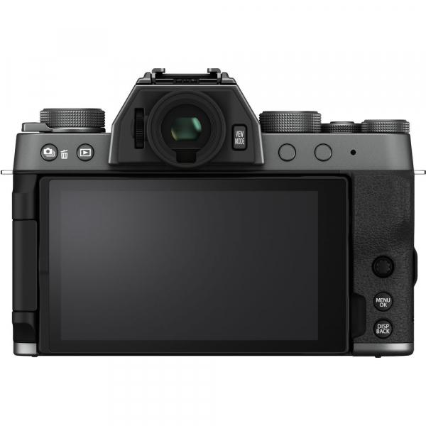Fujifilm X-T200 Aparat Foto Mirrorless 24MP + XC 15-45mm f/3.5-5.6 OIS - Dark Silver 2