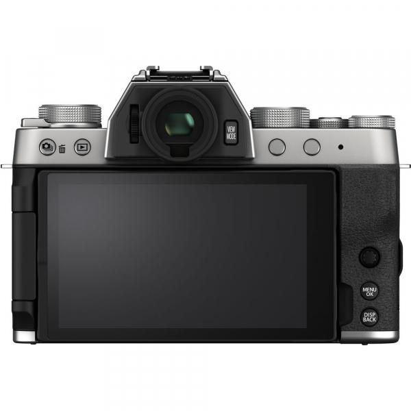 Fujifilm X-T200 Aparat Foto Mirrorless 24MP + XC 15-45mm f/3.5-5.6 OIS - Silver [2]