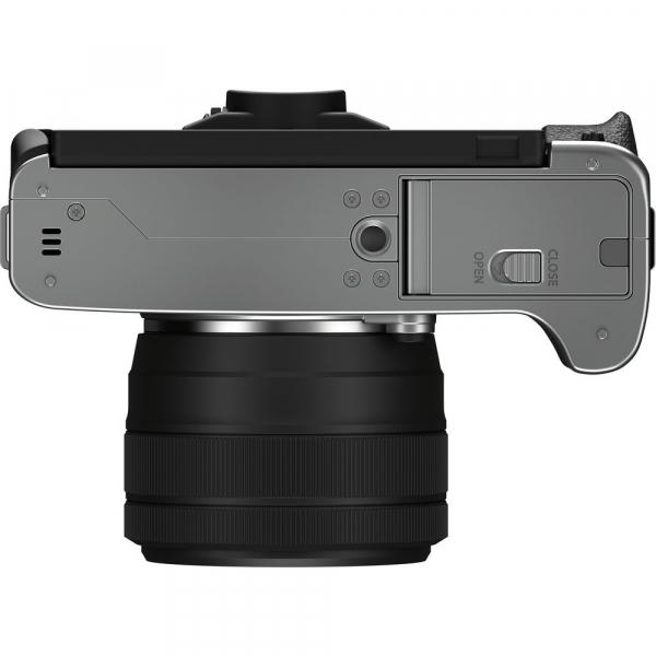 Fujifilm X-T200 Aparat Foto Mirrorless 24MP + XC 15-45mm f/3.5-5.6 OIS - Silver [5]