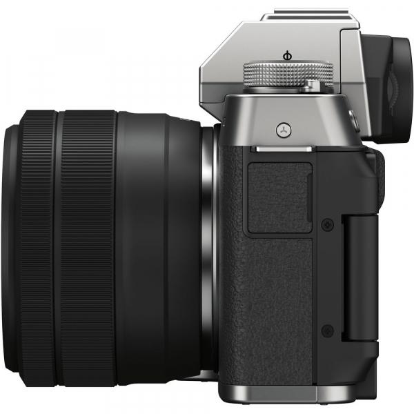Fujifilm X-T200 Aparat Foto Mirrorless 24MP + XC 15-45mm f/3.5-5.6 OIS - Silver [7]