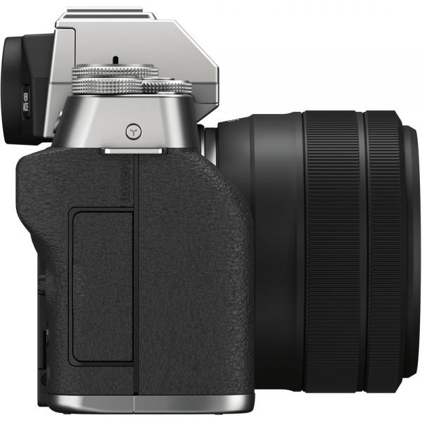 Fujifilm X-T200 Aparat Foto Mirrorless 24MP + XC 15-45mm f/3.5-5.6 OIS - Silver [6]