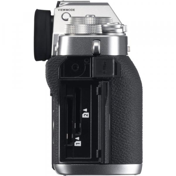 Fujifilm X-T3 Aparat Foto Mirrorless Body Senzor 26MP X-Trans 4K/60p Argintiu 5