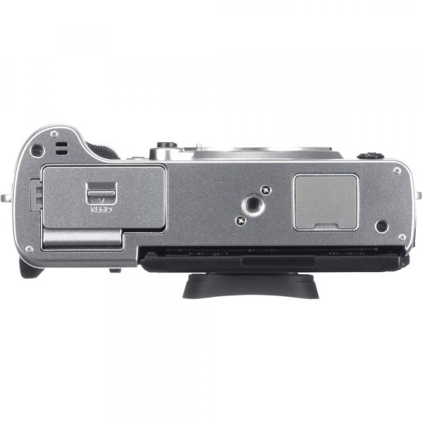 Fujifilm X-T3 Aparat Foto Mirrorless Body Senzor 26MP X-Trans 4K/60p Argintiu 3