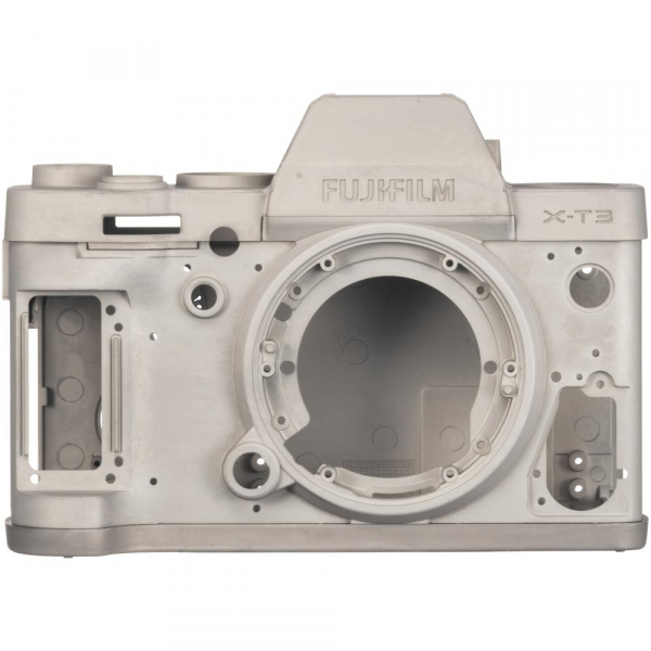 Fujifilm X-T3 Aparat Foto Mirrorless Body Senzor 26MP X-Trans 4K/60p Argintiu 7