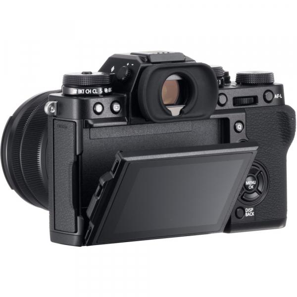 Fujifilm X-T3 Aparat Foto Mirrorless Body Senzor 26MP X-Trans 4K/60p Negru 8