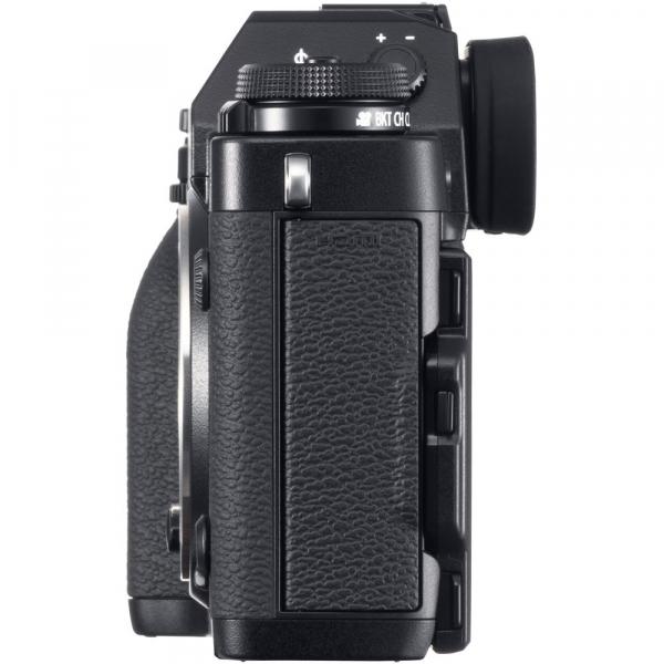 Fujifilm X-T3 Aparat Foto Mirrorless Body Senzor 26MP X-Trans 4K/60p Negru 5