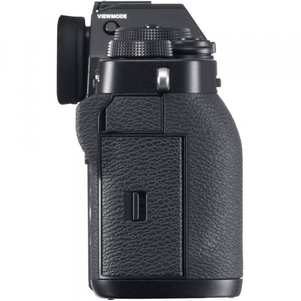 Fujifilm X-T3 Aparat Foto Mirrorless Body Senzor 26MP X-Trans 4K/60p Negru 7