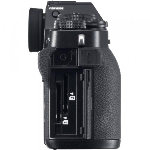 Fujifilm X-T3 Aparat Foto Mirrorless Body Senzor 26MP X-Trans 4K/60p Negru 6