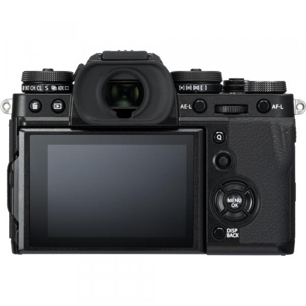 Fujifilm X-T3 Aparat Foto Mirrorless Body Senzor 26MP X-Trans 4K/60p Negru 2
