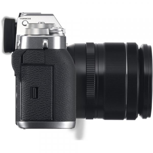 Fujifilm X-T3 Aparat Foto Mirrorless Kit XF18-55mm Senzor 26MP X-Trans 4K/60p Argintiu 5