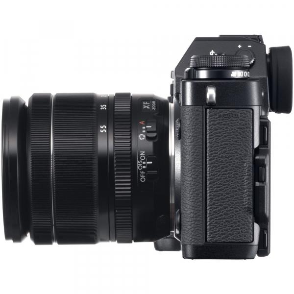 Fujifilm X-T3 Aparat Foto Mirrorless Kit XF18-55mm Senzor 26MP X-Trans 4K/60p Negru 5