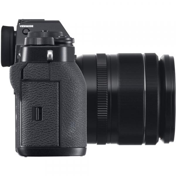 Fujifilm X-T3 Aparat Foto Mirrorless Kit XF18-55mm Senzor 26MP X-Trans 4K/60p Negru 6