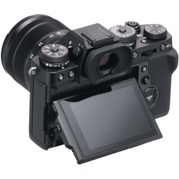 Fujifilm X-T3 Aparat Foto Mirrorless Kit XF18-55mm Senzor 26MP X-Trans 4K/60p Negru 8
