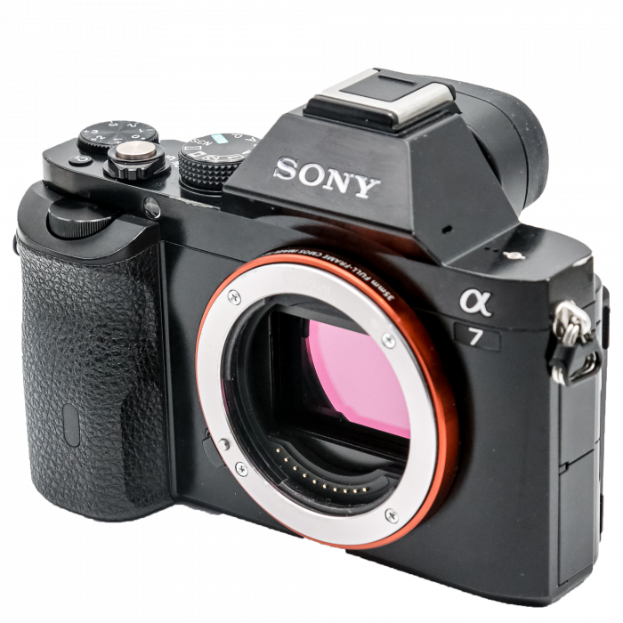 Sony A7 Kit cu  FE 12-24mm Second Hand S.H. [11]