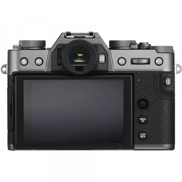 FUJIFILM X-T30 Mirrorless  (Body) - Charcoal Anthracite 1