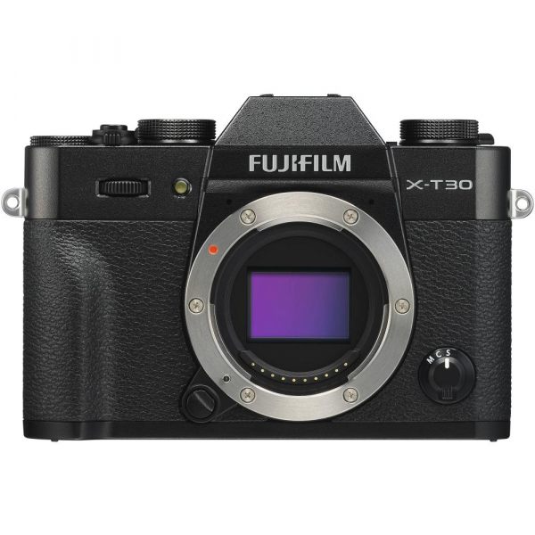 FUJIFILM X-T30 Mirrorless  (Body) - Negru 0