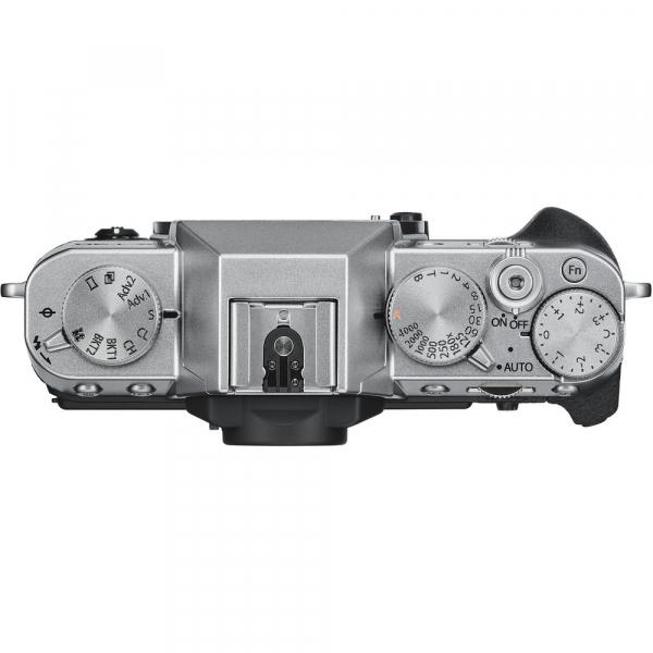 FUJIFILM X-T30 Mirrorless Kit + XC 16-50mm f/3.5-5.6 OIS II - Silver [3]