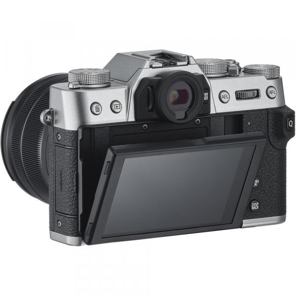 FUJIFILM X-T30 Mirrorless Kit + XC 16-50mm f/3.5-5.6 OIS II - Silver [4]