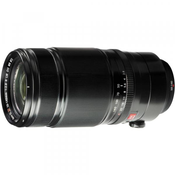 Fujifilm X-T4 Aparat Foto Mirrorless 26.1Mpx 4K/60fps X-Trans CMOS 4K KIT XF 18-55mm f/2.8-4 R LM OIS (black) si XF 50-140mm f/2.8 R LM OIS WR 2