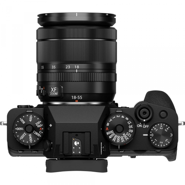 Fujifilm X-T4 Aparat Foto Mirrorless 26.1Mpx KIT XF 18-55mm f/2.8-4 R LM OIS (black) 4