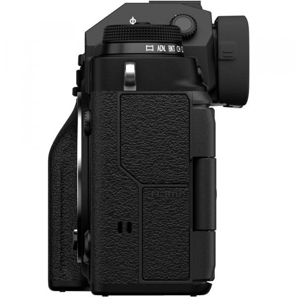 Fujifilm X-T4 Aparat Foto Mirrorless Body 26.1Mpx 4K/60fps X-Trans CMOS 4 (black) kit cu XF 16-55mm f/2.8 R LM WR 7