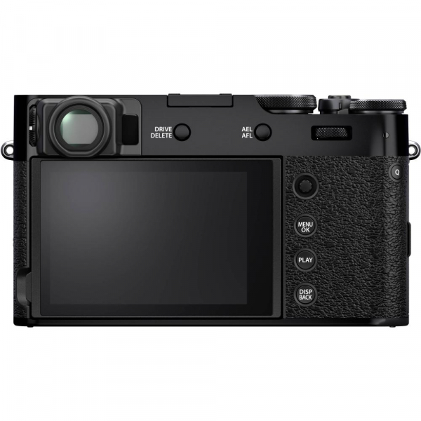 FujiFilm X100V Black 1