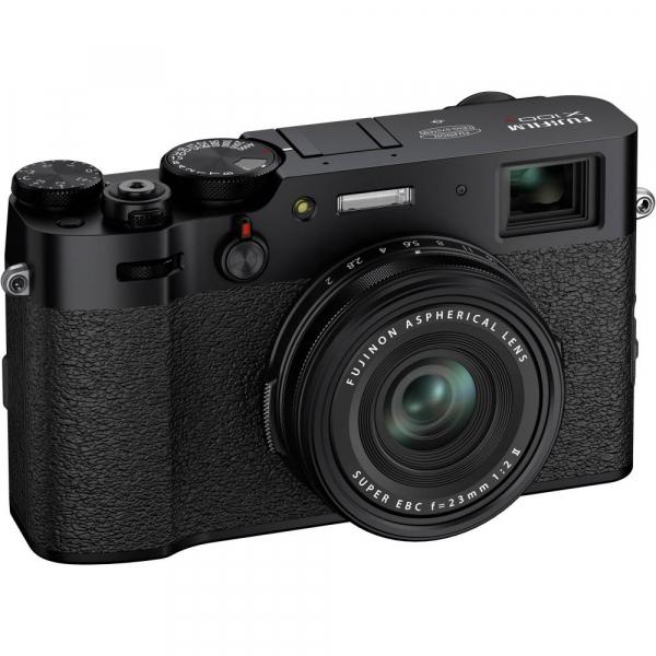 FujiFilm X100V Black 3